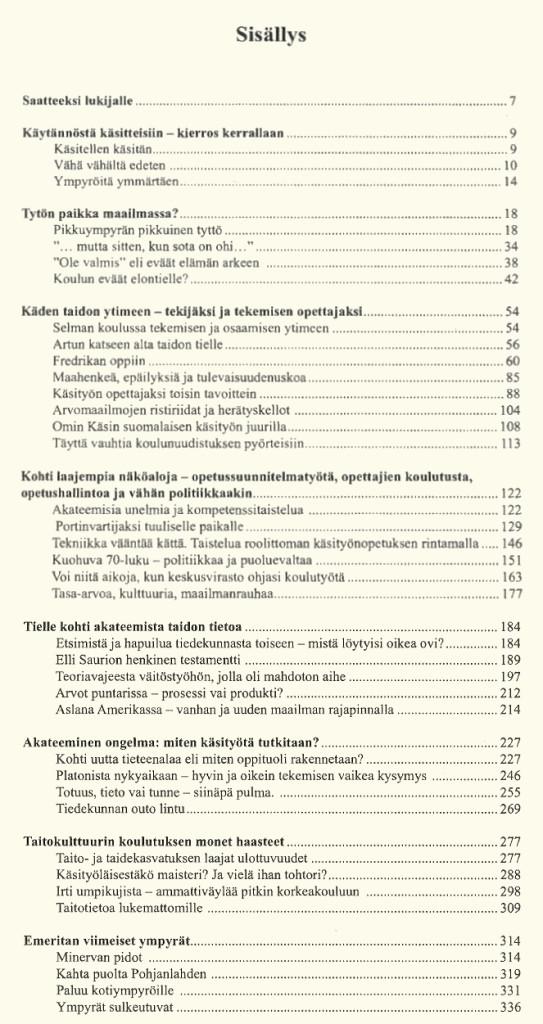 2015-10-kirjatarjous-pirkko-anttila-sisallys