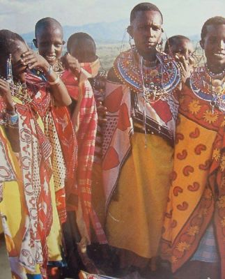 kenialaisia