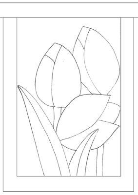 tulppaanitviiva