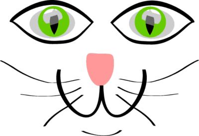 cat-face-6-colors