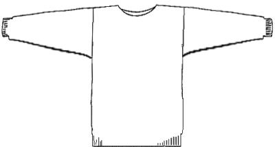 paita-suorahiha