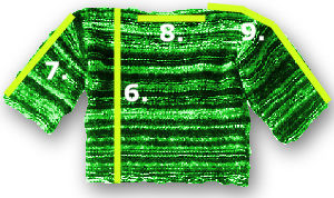 paita-suorakulmioista-pituusmitat